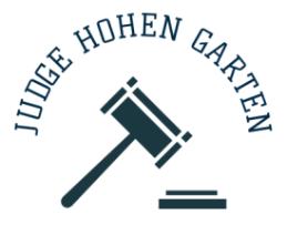 JUDGE HOHEN GARTEN
